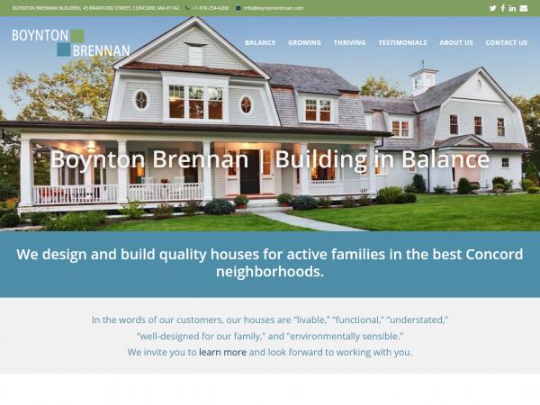 Boynton Brennan Builders