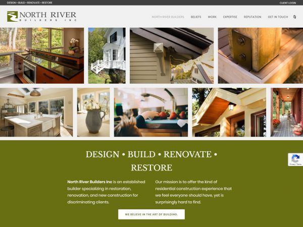 North River Builders, Inc.