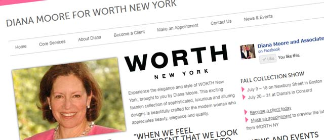 Diana Moore For Worth New York Cropped