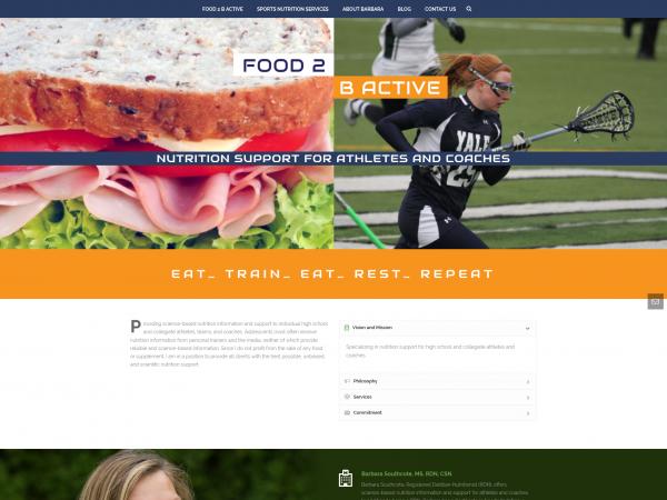 Food 2B Active